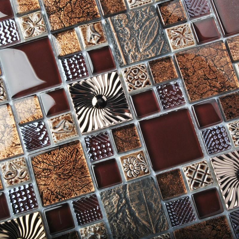 100 stainless backsplash tiles stainless steel back splash