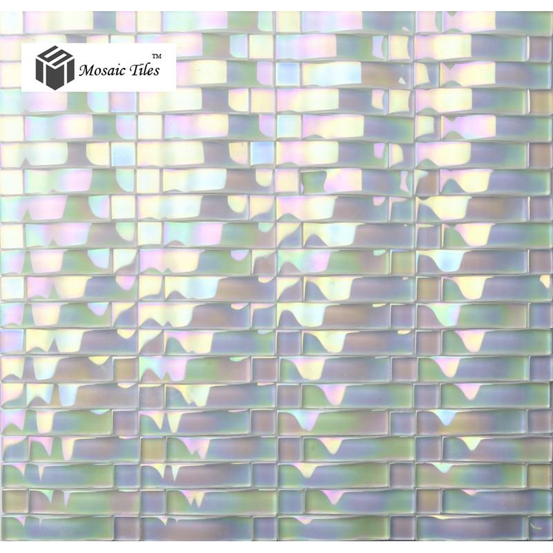 Tst Glass Bridge Transparent Iridescent Arch Glass