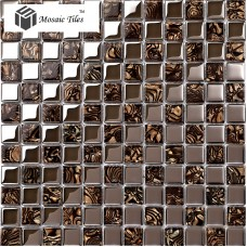 TST Crystal Glass Tile Amazing glass Mosaics Tile Kitchen Backsplash New Ideas TSTGT236