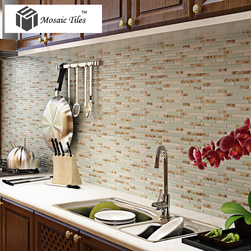 oyster Mother Of Pearl Kitchen Backsplash Tile
