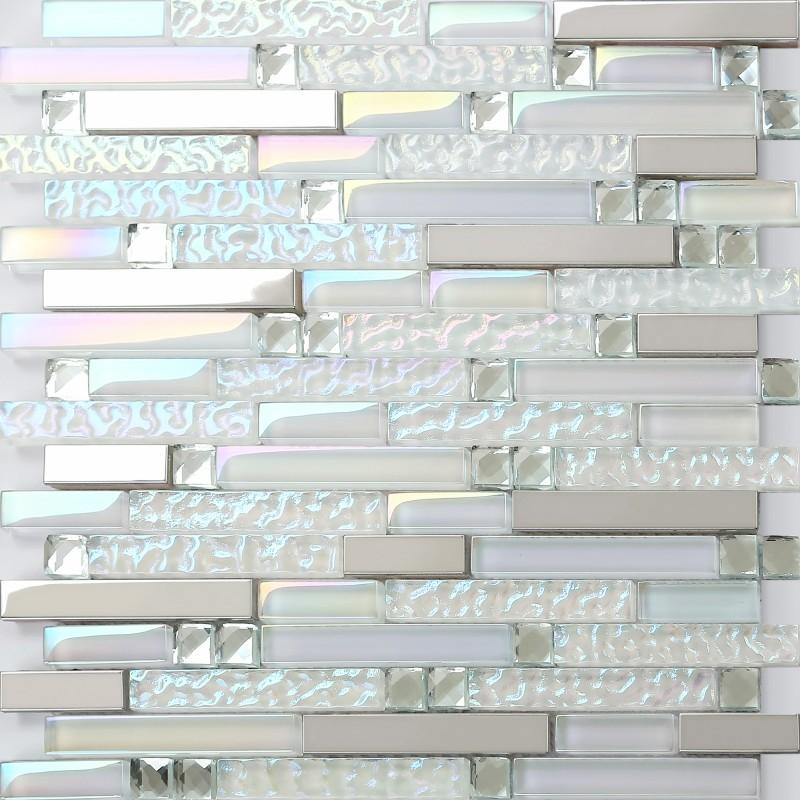 4x6 White Ceramic Tile