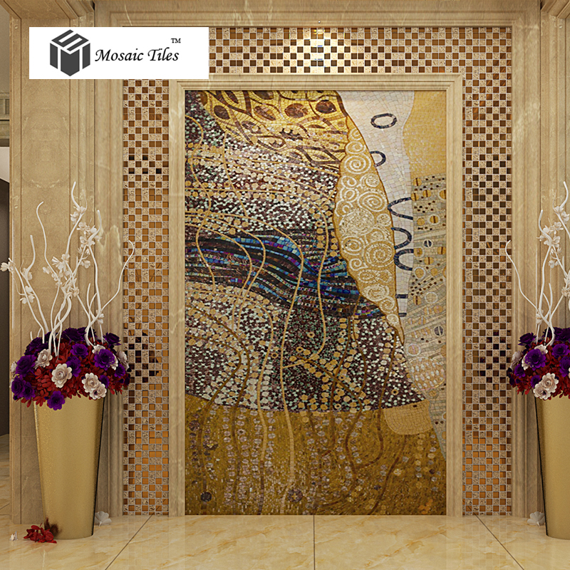 Tst Mosaic Murals Parquet Art Mosaic Abstract Painting Hallway