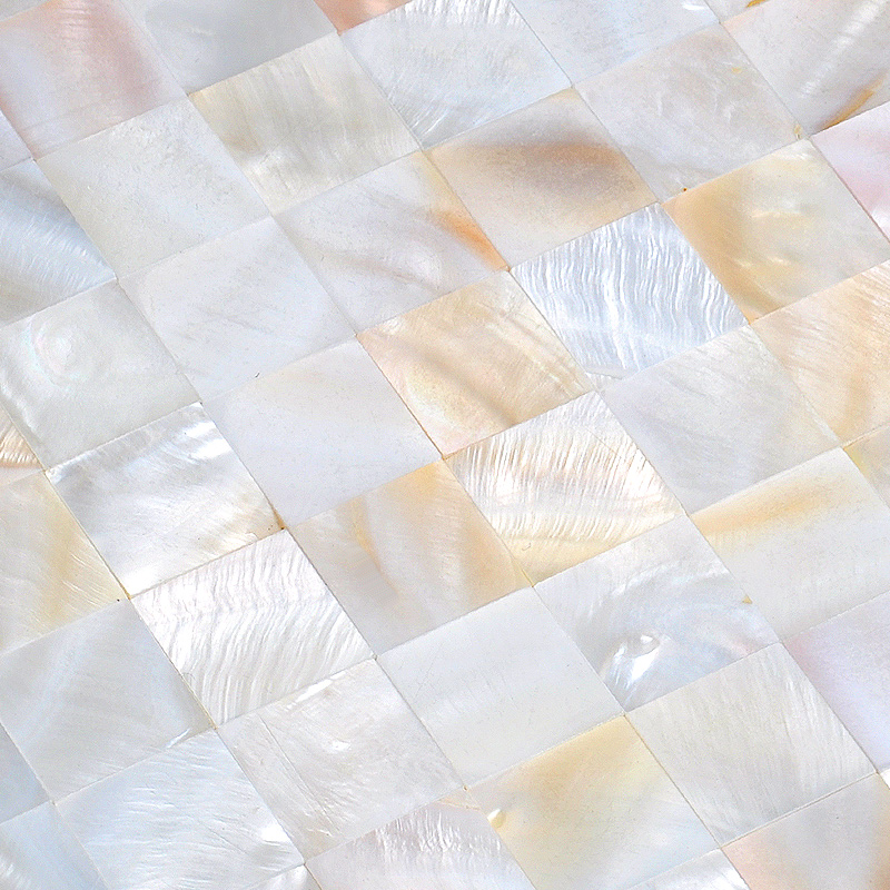 Tst Mother Of Pearl Tiles Freshwater Shell Slice Tiles