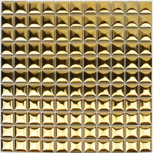 TST Ceramic Mosaics Golde Bread Design Kitchen Bath Deco Porcelain Tiles
