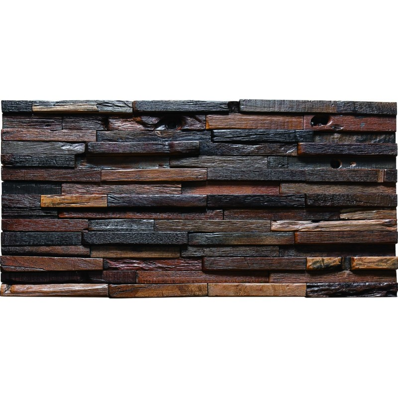Tst Aligned Wooden Panel Wall Tiles Deco Background Rustic Style Home Design Tile