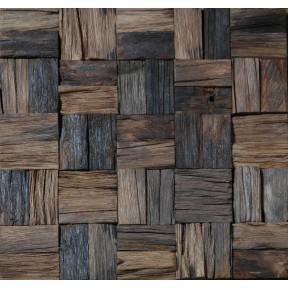 TST Wooden Squared  Tiles Archaistic Wooden Tiles for Wall Awesome Home Decor Tiles