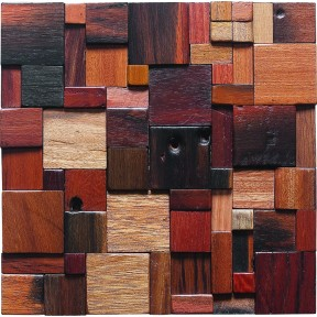 TST Irregular Tiles Mosaic tiles Raised Surface Wall  Geometrical Deco Home and Backsplash Tiles